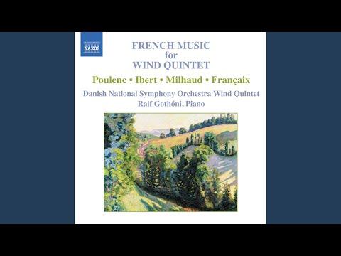Berlin Philharmonic Wind Quintet - La Cheminee Du Roi Rene, Op. 205: IV. la Maousinglade mp3 ke stažení
