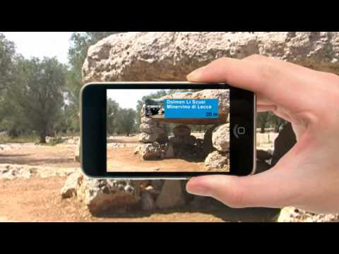 PUGLIAREALITY+ENG - Puglia in augmented reality - APP