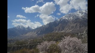 hunza in spring - a travel diary