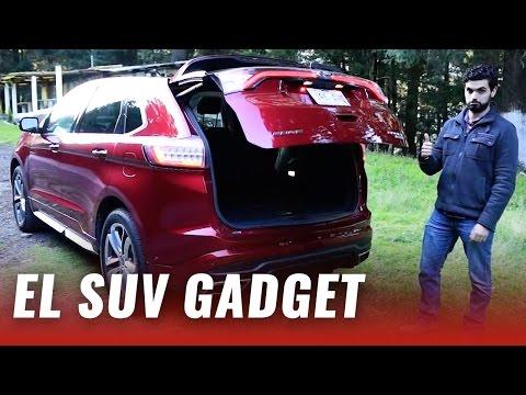 Ford Edge Sport 2017 y su tecnología