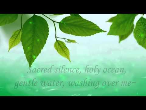 Sacred Silence - Tom Booth (lyrics)