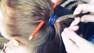 видео Какие косички на длинные волосы самые красивые