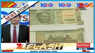 News 100 @ 9 | Currency to be available in ATM's from today