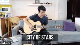 City Of Stars (La La Land OST) Guitar Solo (Fingerstyle) Cover