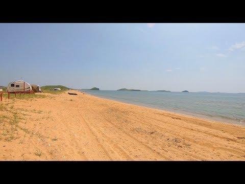 Бухта Бойсмана (пляж Золотые пески) 2018