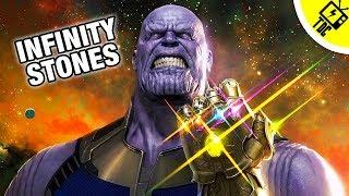 The Infinity Stones Explained (The Dan Cave w/ Dan Casey)