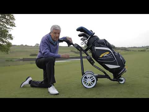 PowaKaddy FW3s Electric Golf Trolley with Lithium Battery