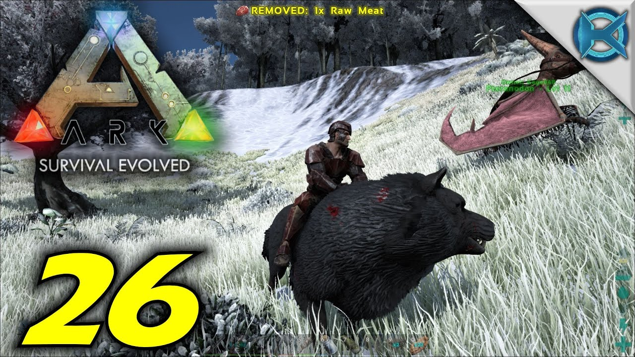 Ark survival evolved ep 26 easy way to tame a direwolf20 ark survival evolved ep 26 easy way to tame a direwolf20 gameplay lets play s2 youtube malvernweather Gallery