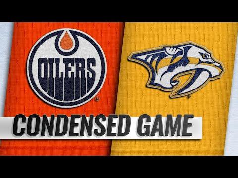 10/27/18 Condensed Game: Oilers @ Predators