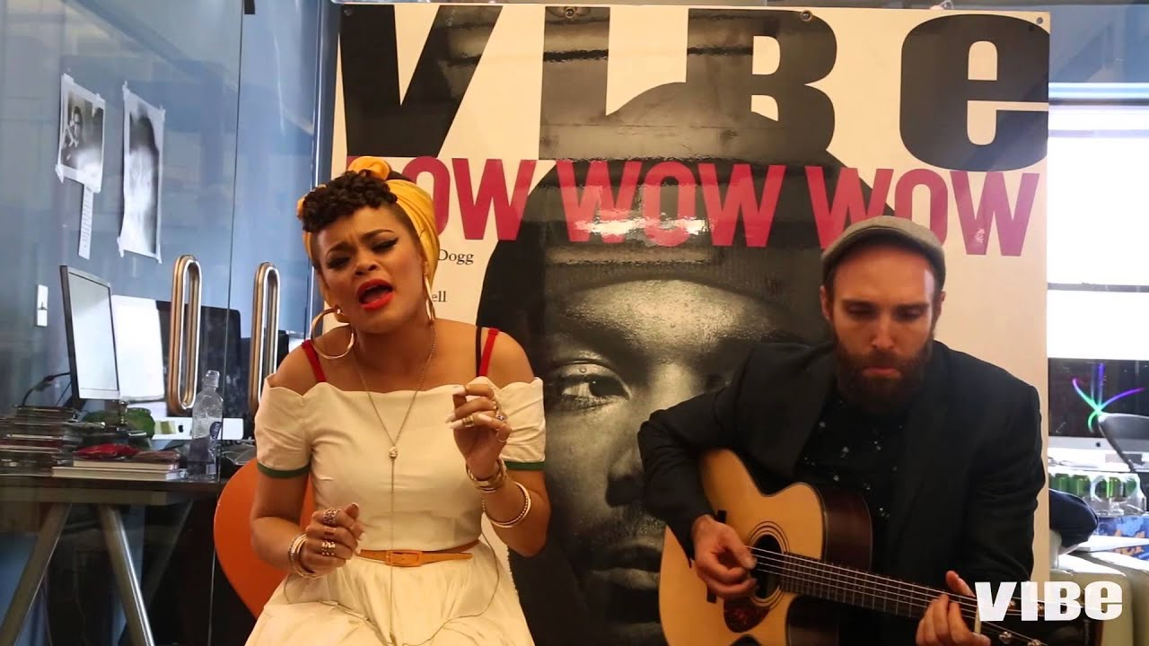 Andra Day Is The Next Big Voice In Soul Music | Vibe