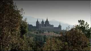 Visit Spain. Madrid. Monasterio de El Escorial. HD