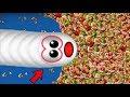 WormsZone.io 001 Slither Snake Top 01 /Best World Record Snake Epic WormsZoneio #04