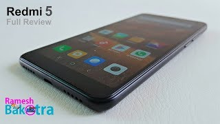 Redmi 5 Unboxing and Full Review