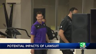 A legal look at the case against Luke Walton