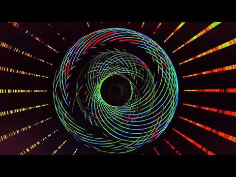 MUSIC visualizer fft and beat detection processing