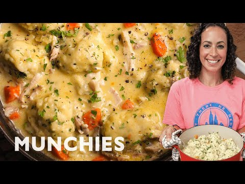 Chicken & Dumplings: A Classic Comfort Food   The Cooking Show