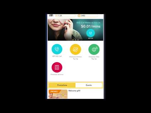 VivoBee - Making APP IDD Call