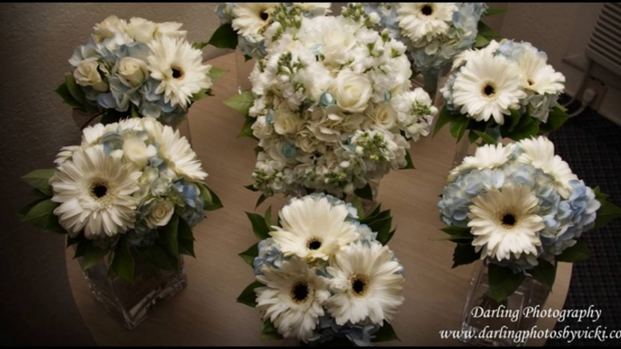 Pink rose and white gerbera daisies bouquet youtube pink rose and white gerbera daisies bouquet mightylinksfo