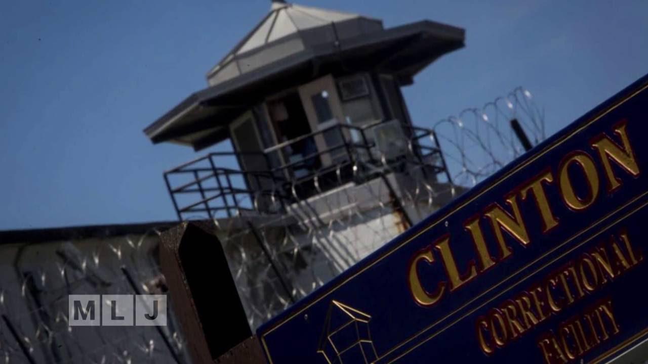 The Real-Life Love Triangle & Prison Escape At Dannemora