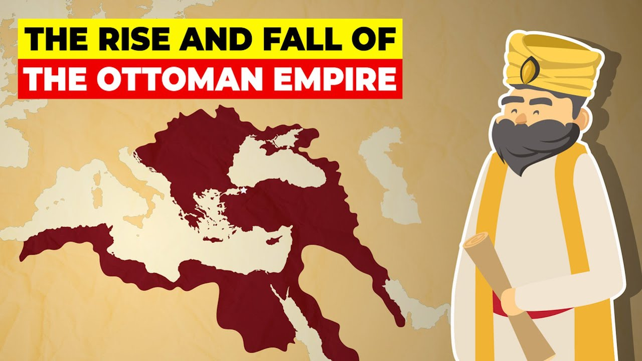 Download The Rise and Fall of The Ottoman Empire     Past to Future