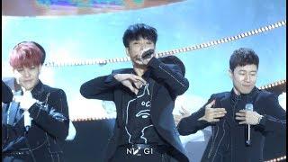 170924 대전 GLOBAL K-POP SUPER CONCERT - 젝스키스(Sechskies) 은지원(E…