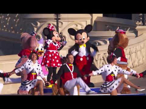 Disneyland Paris - Joyeux Anniversaire Mickey - Happy Birthday Mickey 2017