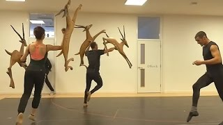Repeat youtube video THE LION KING: In the Rehearsal Room