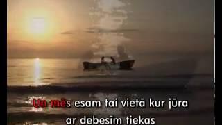 Raimonds Pauls - Balta saule (KARAOKE)