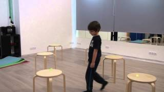 Студия Актер  Актерская схема на киноплощадке   Упражнения для 4 5 лет  2