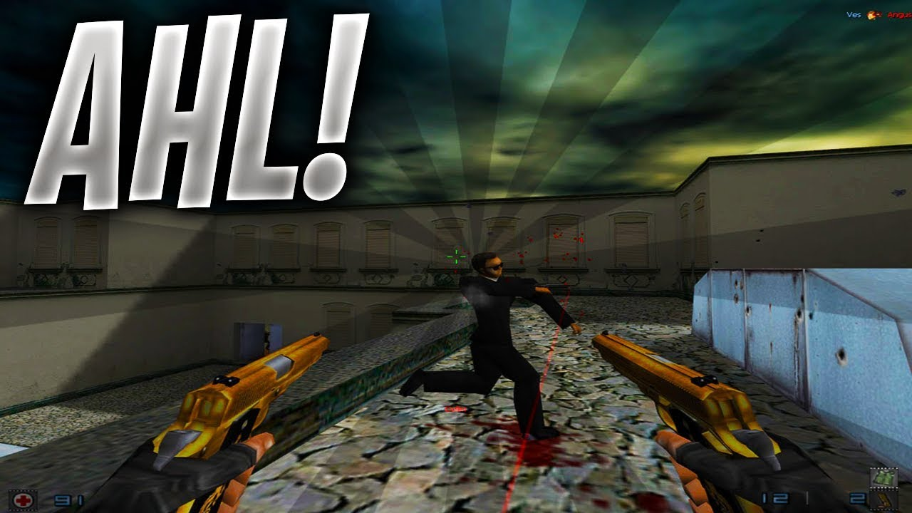 Action Half Life - I MISS MY FIRST ONLINE MULTIPLAYER GAME ...