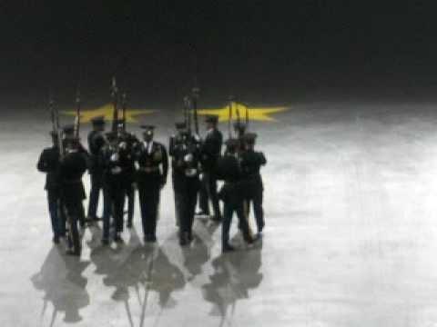 2009 Virginia International Tattoo - US Army Silent Drill Team