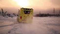 Tamlans Amarok Tamlans Negea – An Ambulance That Will Take You There