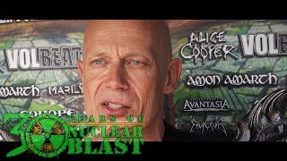 ACCEPT - 'The Rise Of Chaos'  (OFFICIAL TRAILER #3)