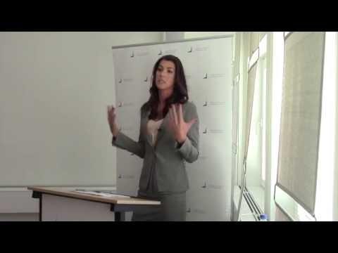 ISDP Forum with Dr. Dominika Švarc