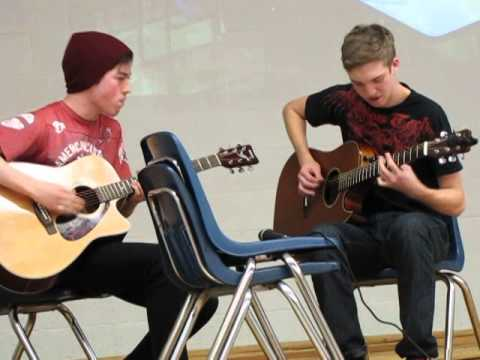 Apex Hysteria Acoustic Muse cover- live at Ram Academy