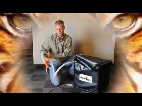 Download Tiger Foam Box Warmer for Single Component Cylinder