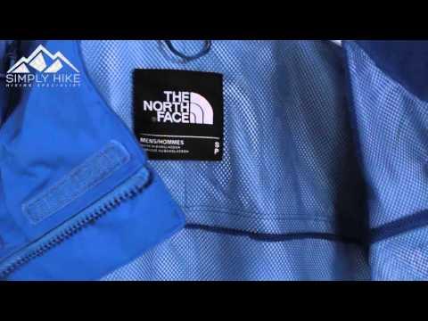 The North Face Mens Sangro Jacket Limoges Blue - www.simplyhike.co.uk