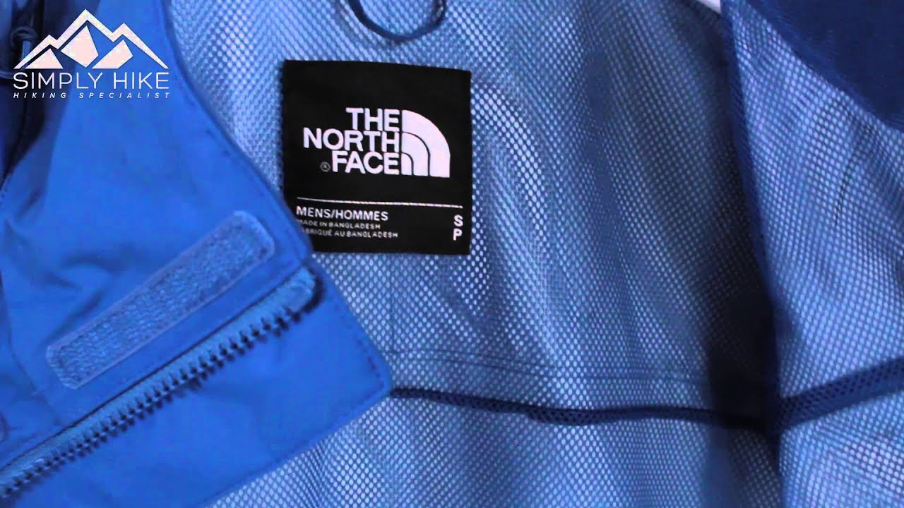 9c81278f2ff6 The North Face Mens Sangro Jacket Limoges Blue - www.simplyhike.co ...