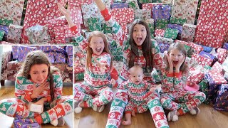 OPENING PRESENTS BRINGS TEARS! CHRISTMAS DAY FAMILY SPECIAL!