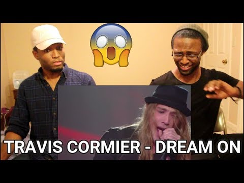 """The Voice - Travis Cormier sings """"Dream On"""" (Aerosmith) 