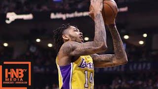 Los Angeles Lakers vs Toronto Raptors Full Game Highlights / Jan 28 / 2017-18 NBA Season