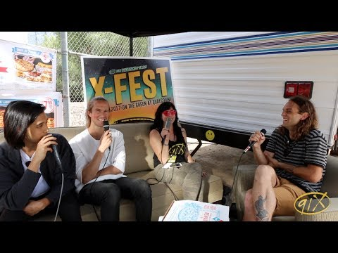 X-Fest 2017 Interview with Sir Sly