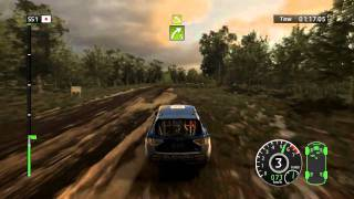 WRC FIA World Rally Champoinship Gameplay [HD]