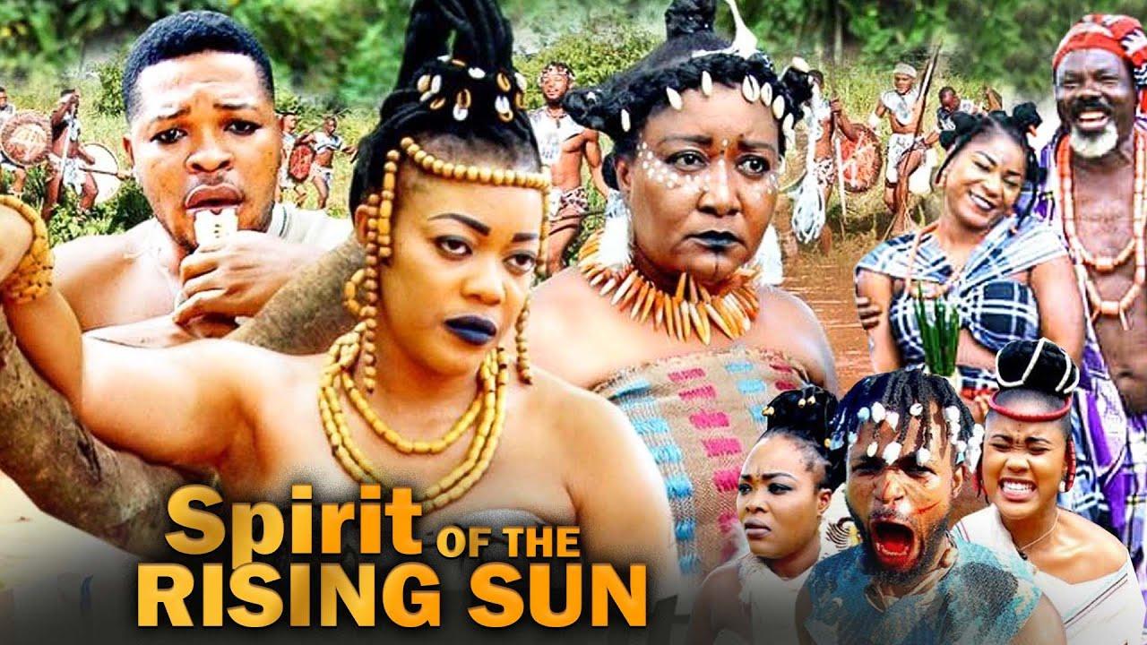 Download SPIRIT OF THE RISING SUN 1&2 (New Movie) Eve Esin| Ebele Okaro| Chioma Nwaoha 2021 LATEST FULL MOVIE