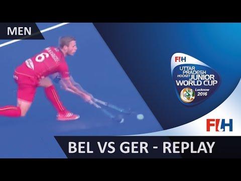 Belgium v Germany - Men's Hockey Junior World Cup Lucknow
