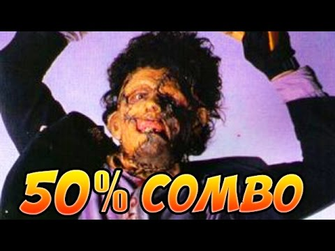 "Mortal Kombat X: LEATHERFACE 50% COMBO & FATALITY THE RAGE QUITTER - Mortal Kombat XL ""Leatherface"""