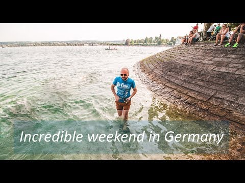 Incredible Germany - Black Forest, Titisee and beautiful Lake Konstanz