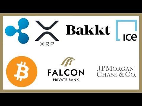 Ripple & XRP Price - Falcon Bank Crypto - Bakkt BTC Product - Adult Sites Crypto - Hg Exchange