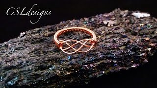 Download Video Celtic knot wirework ring MP3 3GP MP4