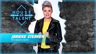 Jorieke Sterken - It's Right Now (Official Audio)